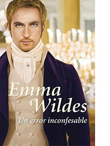 9788401339608: Un error inconfesable (NARRATIVA FEMENINA)