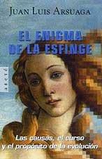 9788401341601: El Enigma de la Esfinge: Las causas, el curso y el propósito de la evolución