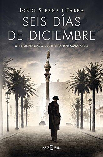 9788401342103: Seis días de diciembre (Inspector Mascarell 5) (EXITOS)