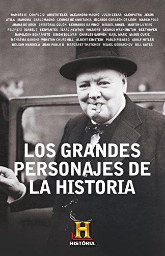 9788401347962: Grandes personajes de la historia