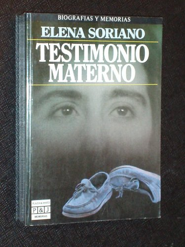 9788401351365: Testimonio materno