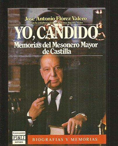 YO CANDIDO: FLOREZ VALERO, JOSE ANTONIO