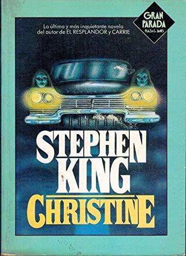 9788401360459: Christine