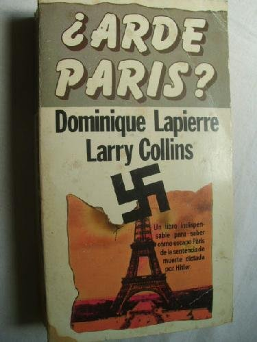 9788401371059: Arde París