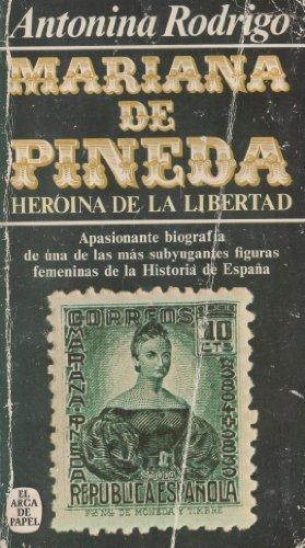 Mariana de Pineda: Antonina de Rodrigo