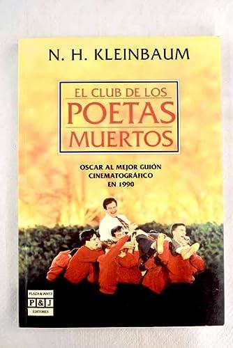 9788401374104: Club de los poetas muertos, el