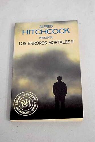 Errores mortales: Hitchcock, Alfred