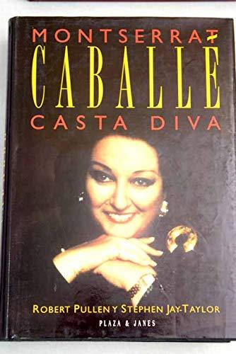 9788401375453: Casta diva Montserrat caballe