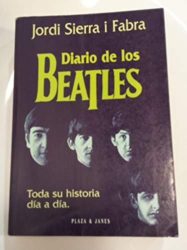 9788401375521: Diario de los beatles