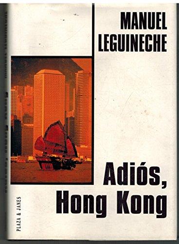 9788401375873: Adios Hong Kong
