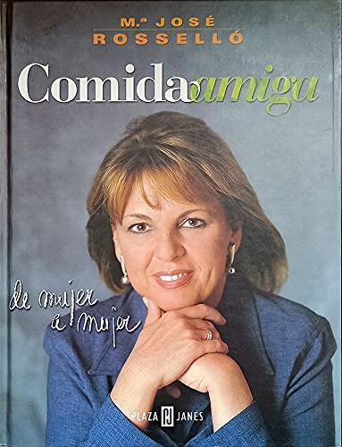 9788401376504: Comida amiga / Friend Eating (Spanish Edition)