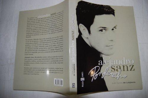 9788401377105: Alejandro sanz. por derecho