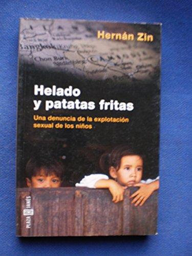 9788401378430: Helado Y Patatas Fritas (Obras Diversas) (Spanish Edition)