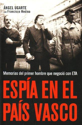 9788401379123: Espia en el pais Vasco