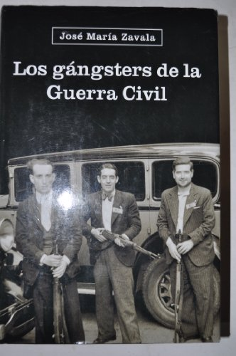 9788401379482: Gangsters de la Guerra civil, los