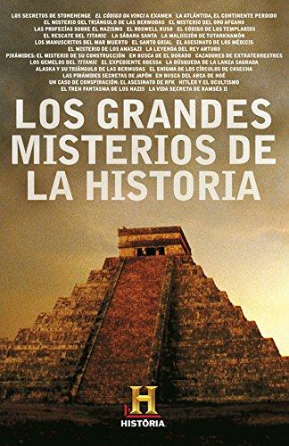 9788401379802: Los grandes misterios de la historia (OBRAS DIVERSAS)