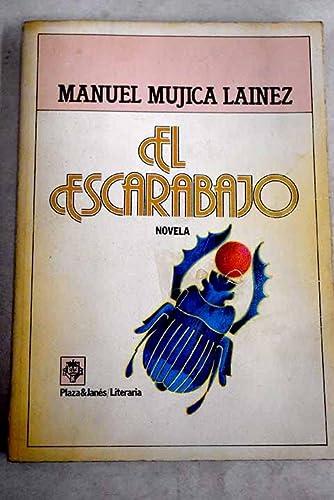 9788401380068: Escarabajo (Plaza & Janés : literaria)