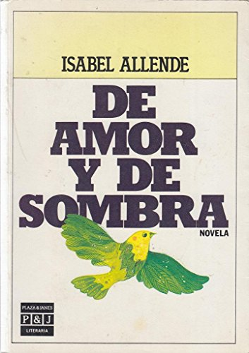 9788401380341: De amor y de sombra (Colección literaria)