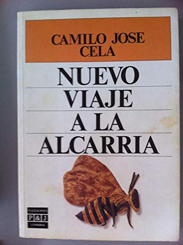 9788401380884: Nuevo viaje a la alcarria (Plaza & Janés literaria)