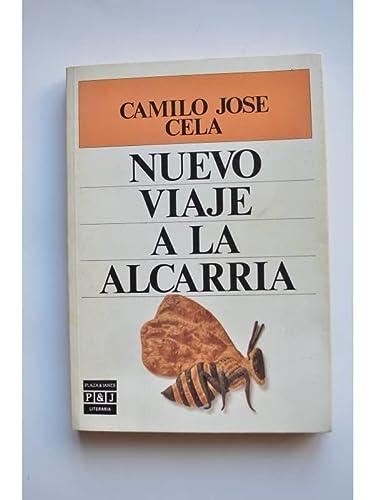9788401380884: Nuevo viaje a la Alcarria (Plaza & Janés literaria) (Spanish Edition)