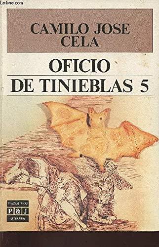 9788401381485: Oficio De Tinieblas 5