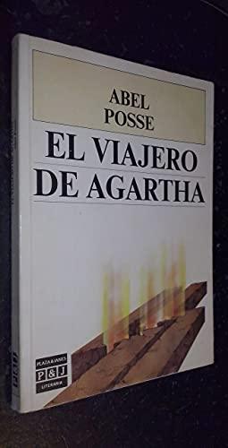 9788401381539: El viajero de Agartha (Plaza & Janés/literaria) (Spanish Edition)