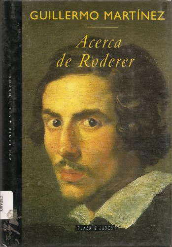 9788401385414: Acerca de Roderer