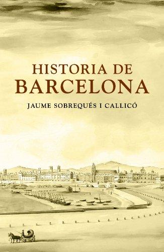 9788401387173: Història de Barcelona (ACTUALITAT)