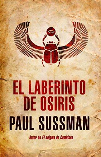 9788401388590: El laberinto de Osiris (EXITOS)
