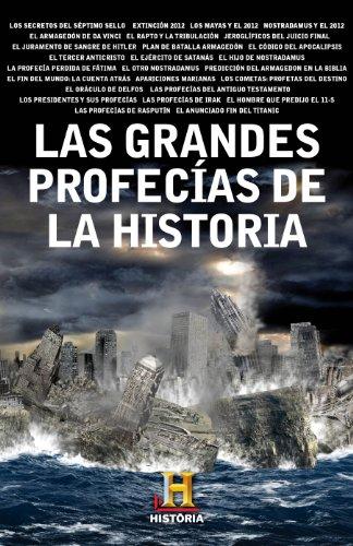 9788401390852: Las grandes profecías de la Historia (OBRAS DIVERSAS)