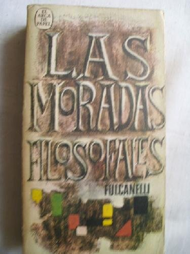 9788401410093: LAS MORADAS FILOSOFALES [Tapa blanda] by FULCANELLI