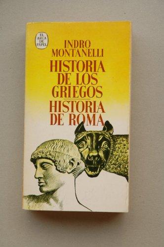 9788401410314: Historia de los griegos : Historia de Roma