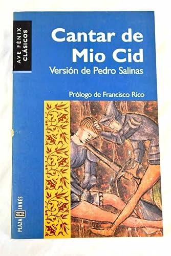 9788401418617: Cantar de mio cid (Milenio)