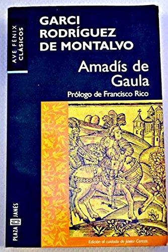 Amadis de Gaula (Spanish Edition): Garci Rodriguez de Montalvo
