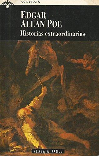 Historias Extraordinarias (Spanish Edition): Poe, Edgar Allan