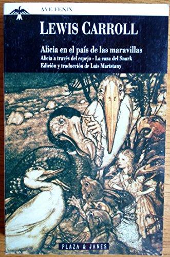 9788401423338: Alicia en el pais de las maravillas (Milenio)