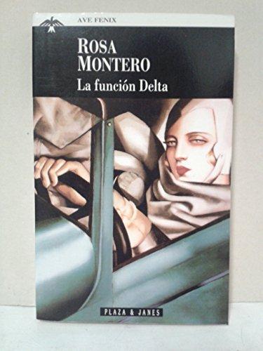9788401424014: Funcion Delta (Fiction, Poetry & Drama)
