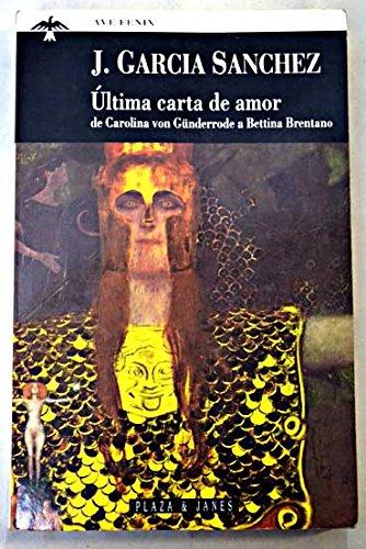 9788401425127: ultima_carta_de_amor