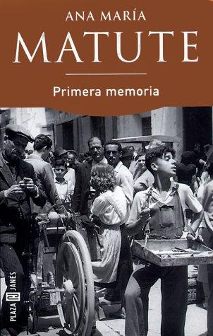 Primera Memoria: Matute, Ana Maria