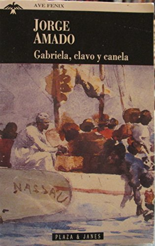 9788401426421: Gabriela, clavo y canela (Milenio)