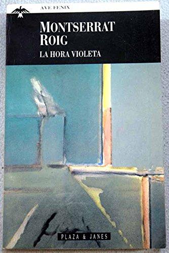 9788401426933: Hora Violeta (Spanish Edition)