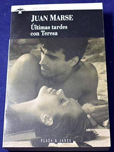 9788401428159: Ultimas tardes con Teresa (Milenio)