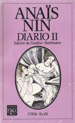 9788401429224: Diario anais nin II