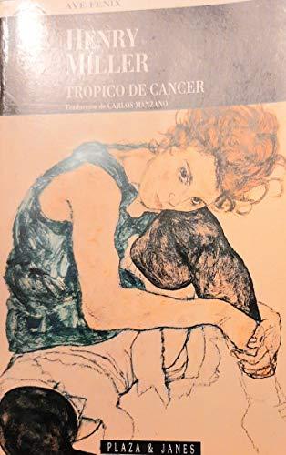9788401429415: Tropico de Cancer (Spanish Edition)