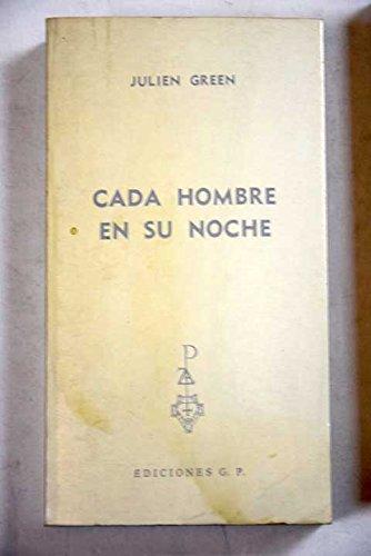 9788401430718: CADA HOMBRE EN SU NOCHE