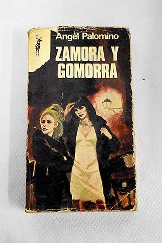 9788401433313: Zamora y Gomorra (Reno) (Spanish Edition)