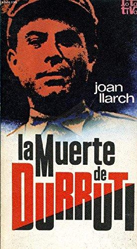 9788401441660: La muerte de Durruti