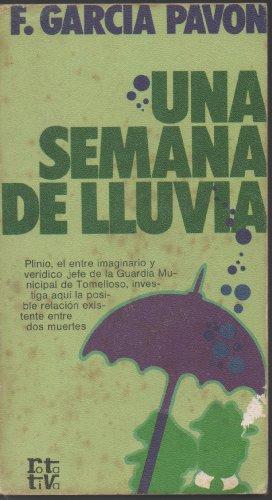 9788401442414: UNA SEMANA DE LLUVIA