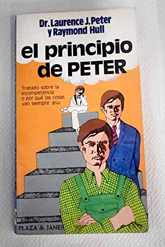 9788401450198: Principio de Peter, El (Spanish Edition)