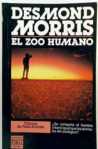 9788401450396: Zoo humano, el